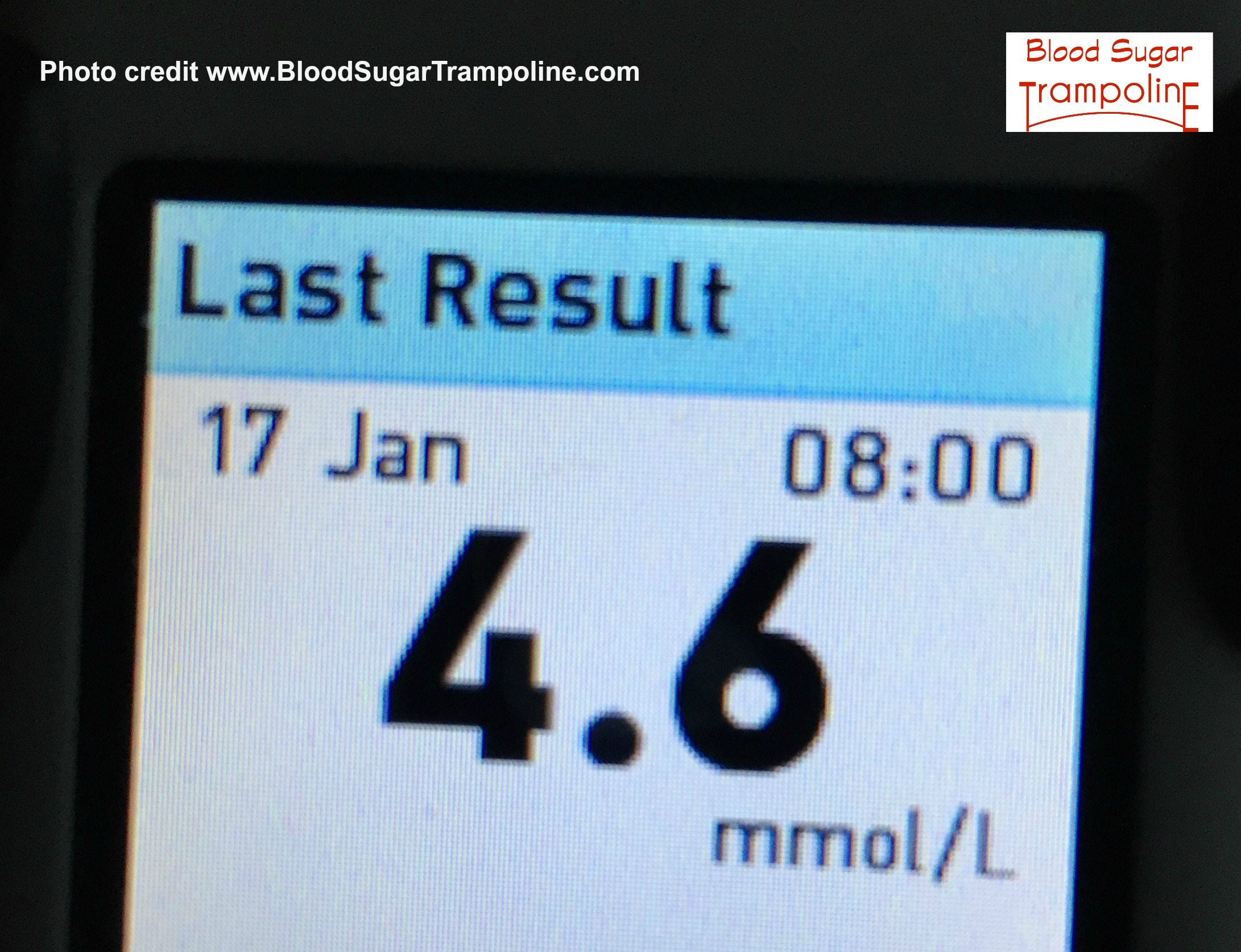 Fasting Blood Sugar No before driving!!!