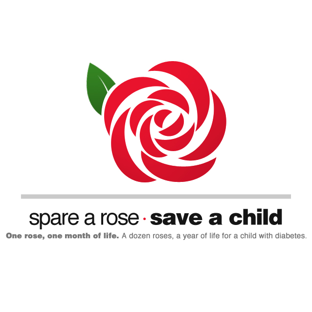 Spare a Rose SquareTag