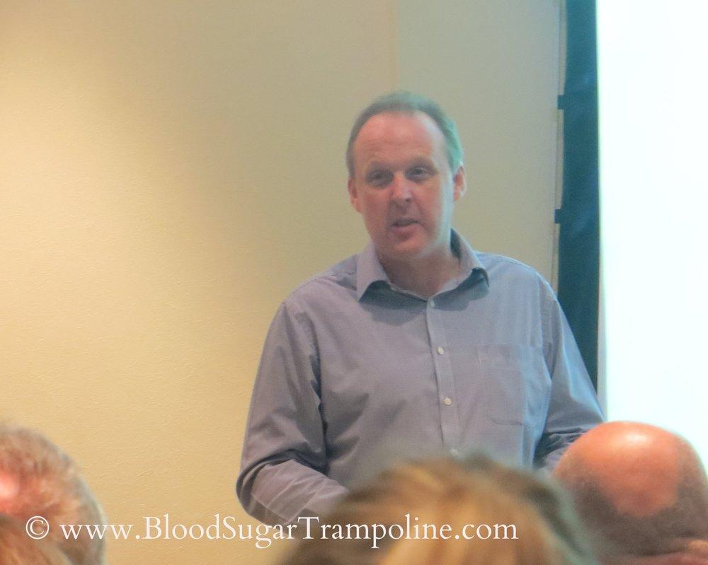 Dr Mark Davies, Consultant Psychologist Belfast