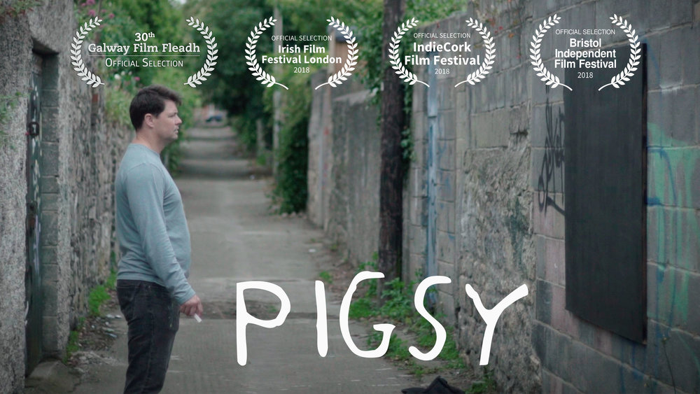Pigsy - Trailer   Pigsy is an 8 minute short documentary about an Irish artist with severe dyslexia who breaks through the boundaries of everyday communication and expresses himself in new and unexpected ways on the canvas.
