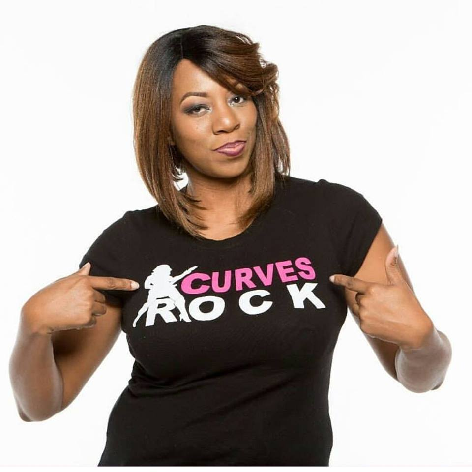 Do you have your CURVES ROCK T-SHIRT?? - Visit our store to purchase our staple swag! Be proud of your CURVES! Let EVERYONE know that your CURVES ROCK!Link for purchase will be available soon!