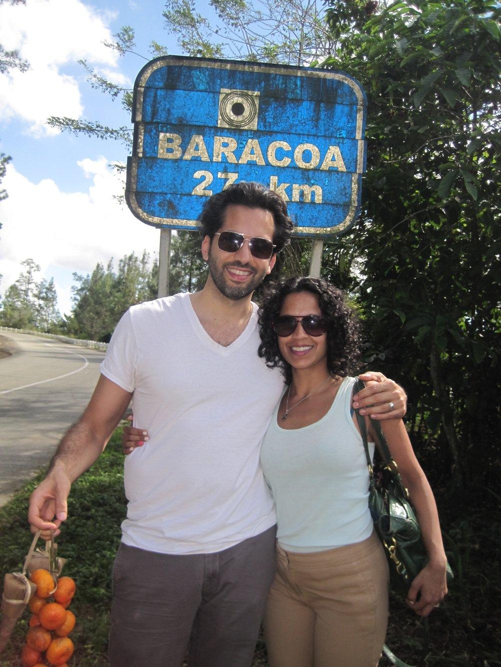 Personal Photo, La Farola en route to Baracoa