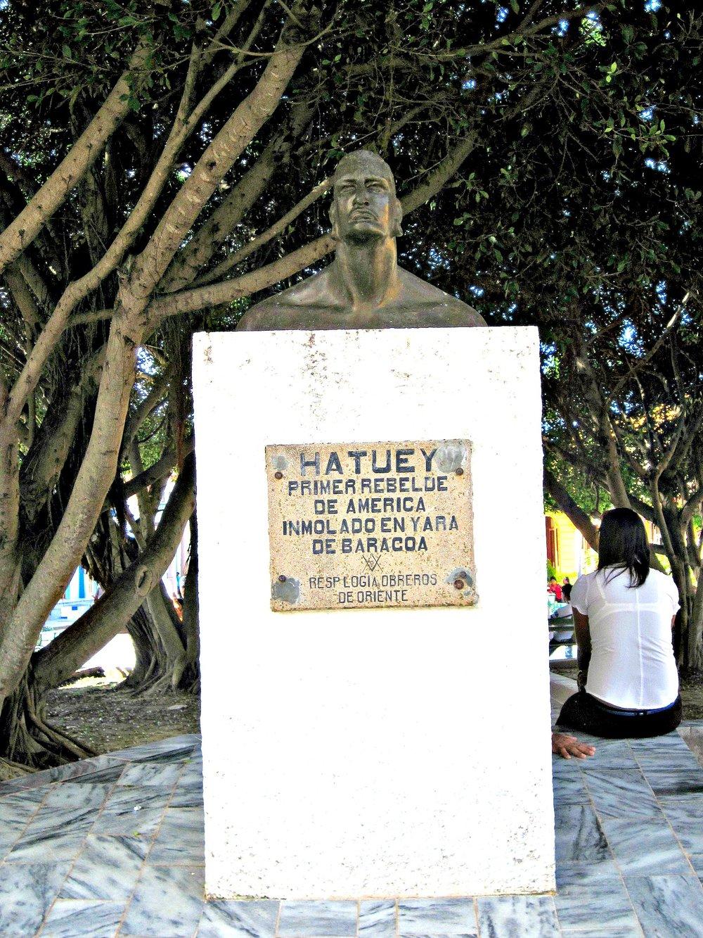 Hatuey: First Rebel of America