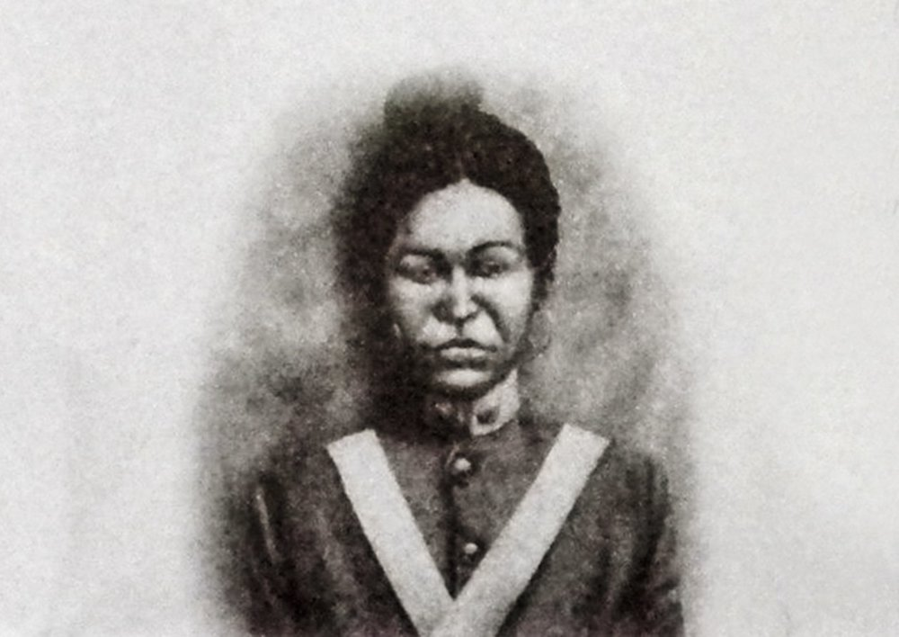 """María Remedios del Valle aka """"Madre de la Patria"""" (Mother of the Nation)"""