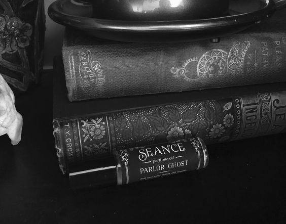 Photo courtesy of  SEANCE Fragrances