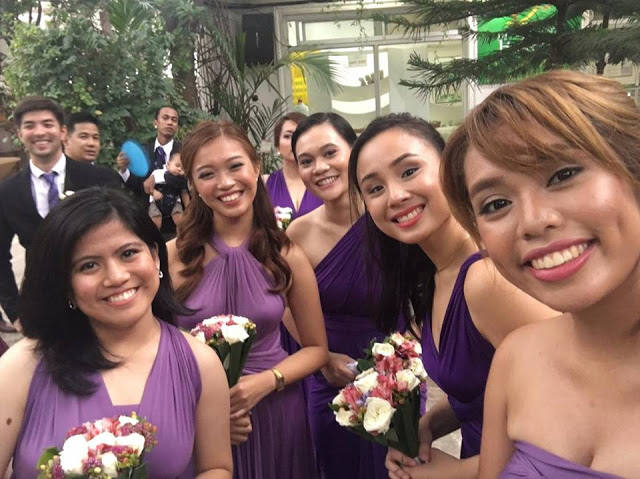 When My First Friend in College Had Her Fairytale Wedding (and How I