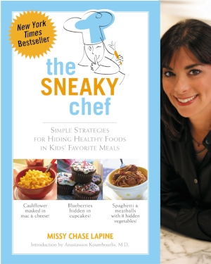 """ Missy's recipes are not only creative and delicious, they are a lifesaver for this often over-worried mom ""-Natalie Morales, Today Show Host"