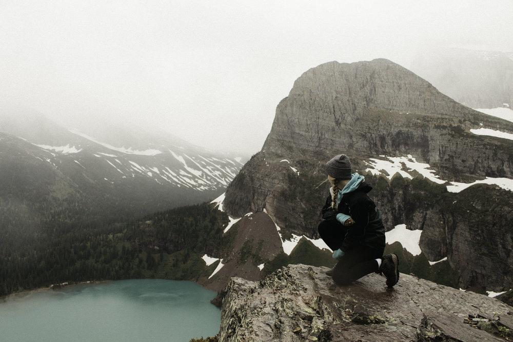 Glacier National Park - adventures