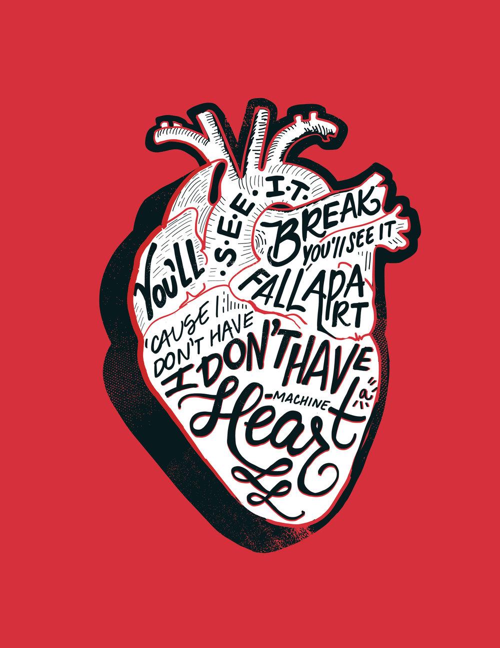 Machine Heart -