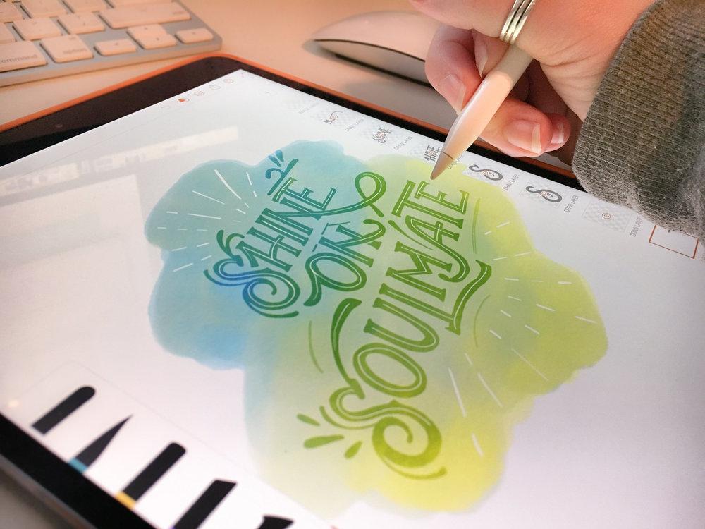 Shine+on+Soulmate_progress.jpg