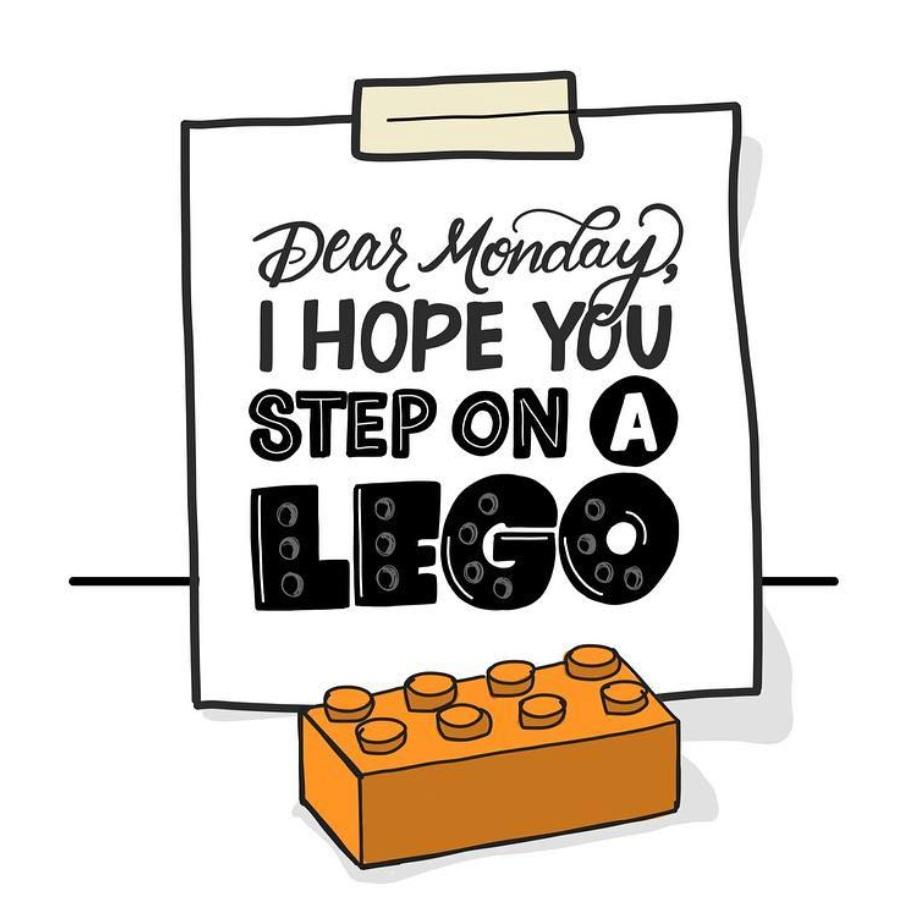 Dear Monday Series -