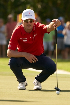 Zach Johnson, 2018 Sony Open