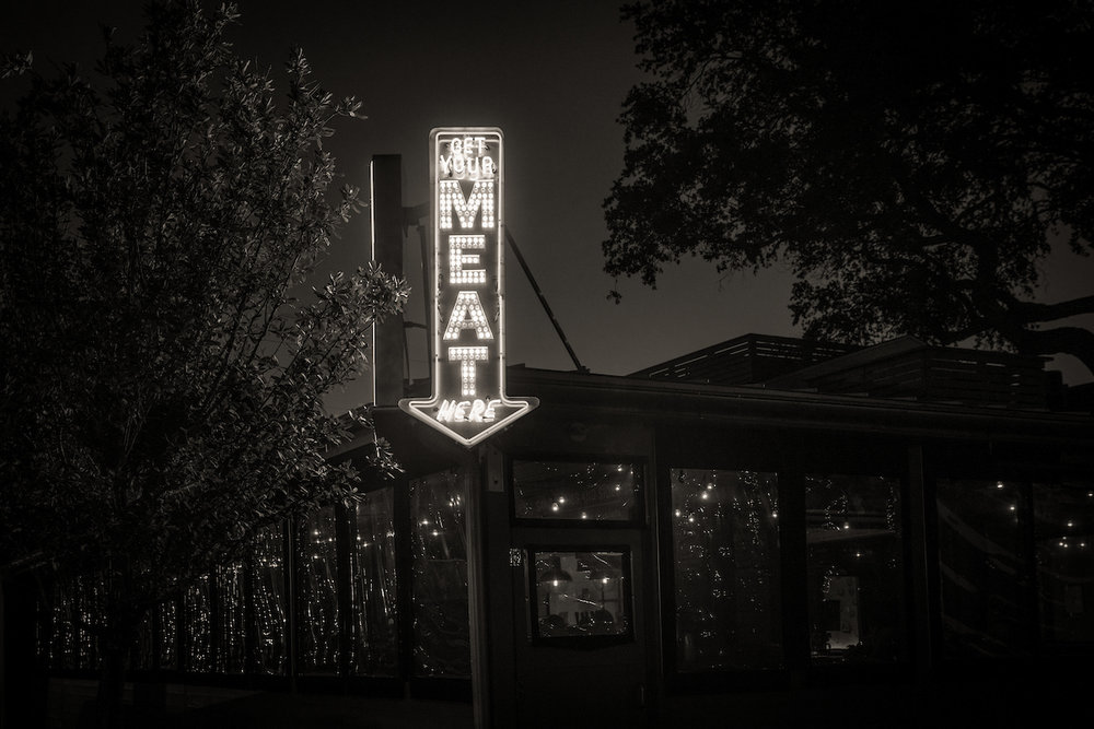The neon lights beckon...  Sony A7rII, Canon EF 24-70mm f2.8L