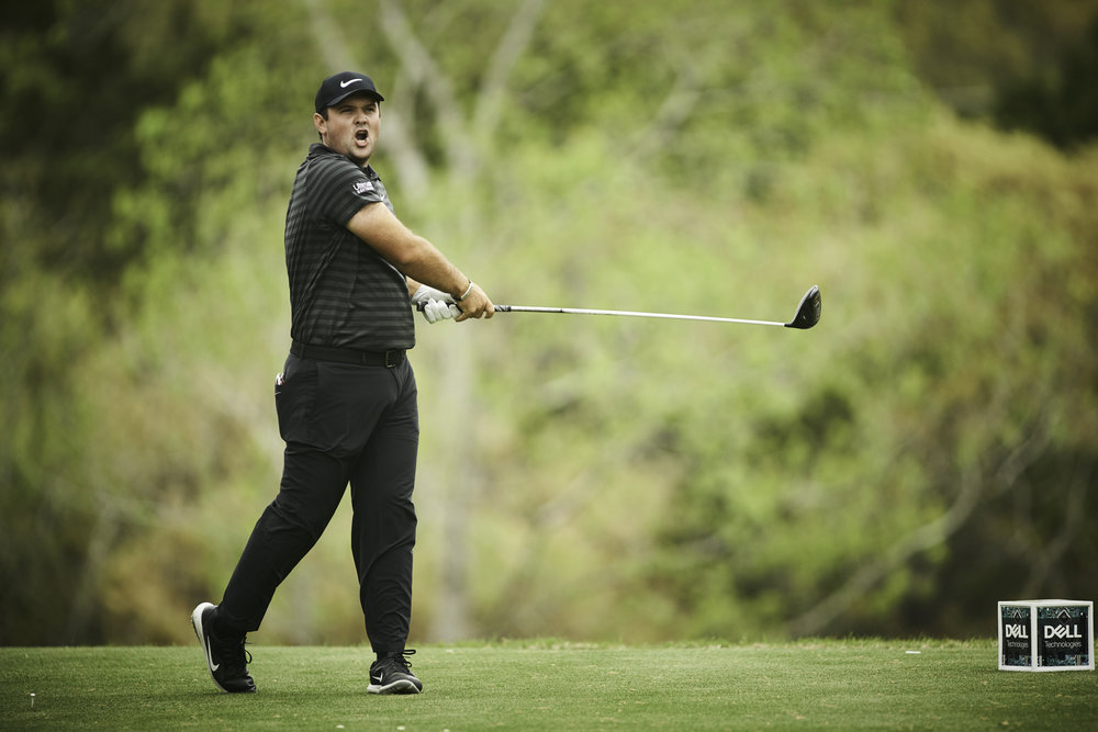 Patrick Reed.   Sony A9, Canon EF 400mm f2.8
