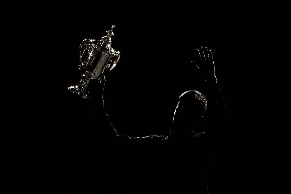 Novak Djokovic, 2018 U.S. Open Championship, Queens, New York for the United States Tennis Association.  Sony A9, Sony 400mm f2.8 GM-OSS