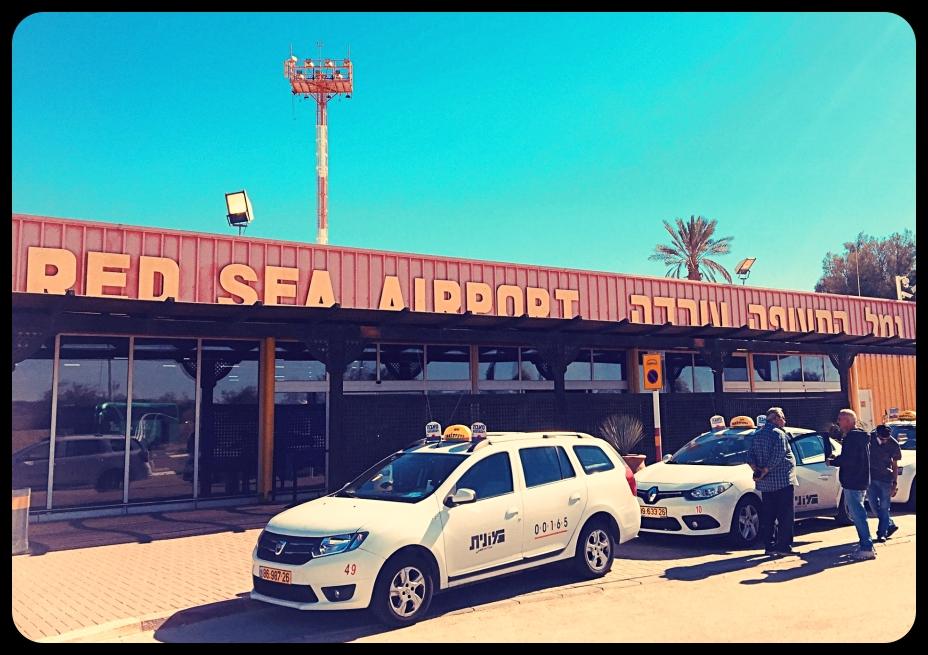 Eilat Ovda (VDA) Airport