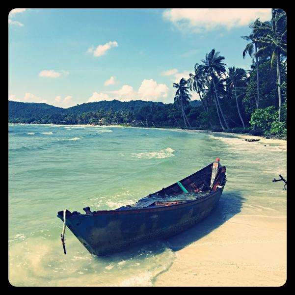 Plaża na wyspie Phu Quoc