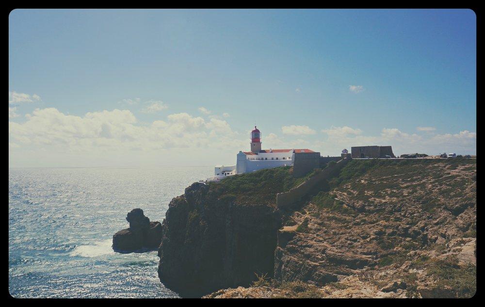 Latarnia morska na Przylądku Świętego Wincentego