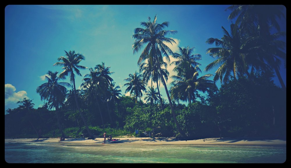 Sao Beach on Phu Quoc