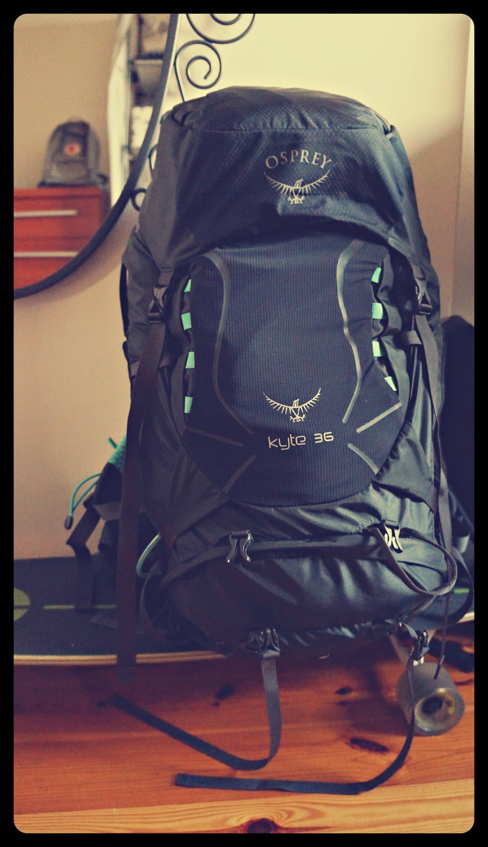 Plecak wielkości bagażu podręcznego