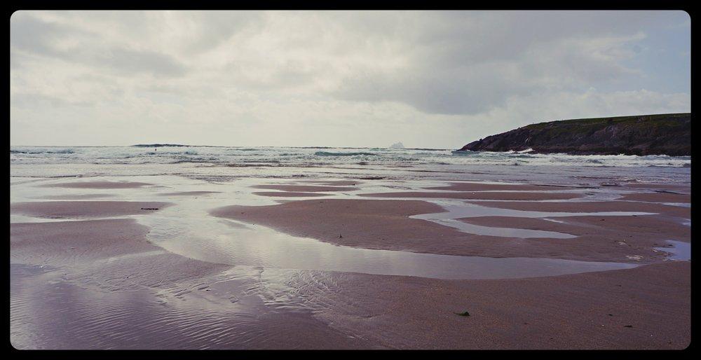 Plaże na zachodzie Irlandii