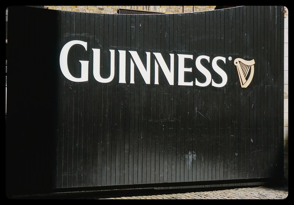 Guinness wall of fame