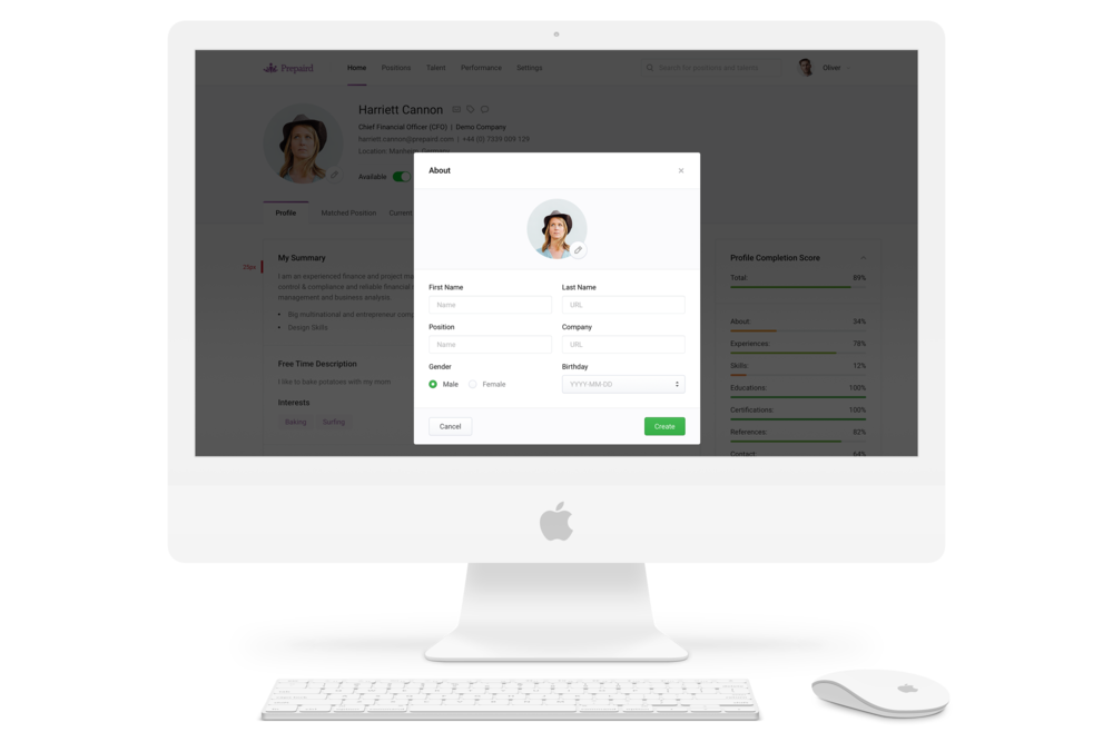 Improved Candidate Experience - CV less application process vastly improves candidate conversion rate. Candidates receive transparent updates on the process as well as clear feedback.