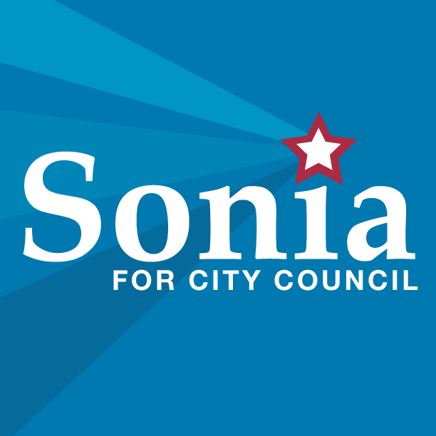 Sonia for City Council