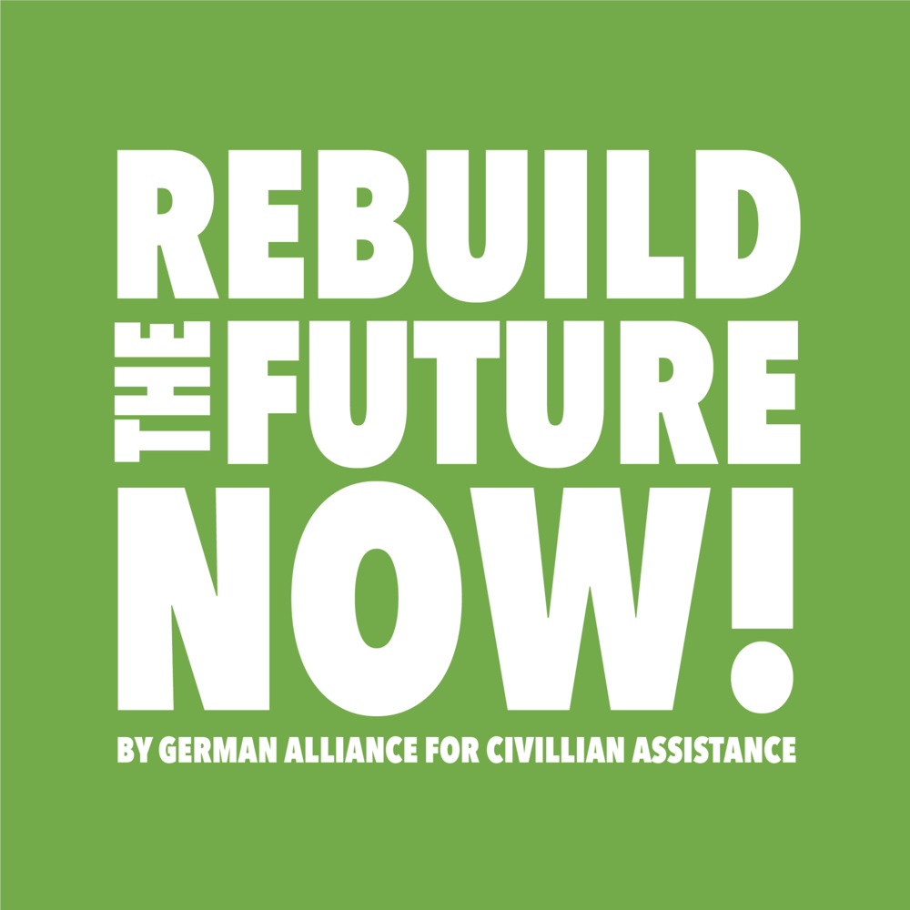 Support our Vision - In order for us to reach our common goal as quickly as possible, we depend on your donation. Please donate now, share the explanatory video via your social networks and become an official German Alliance member today!