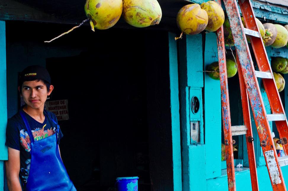 Coconuts, Tijuana, BC