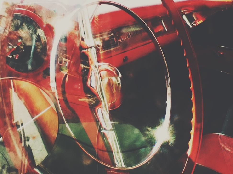 Vintage Cadillac, pasadena, california