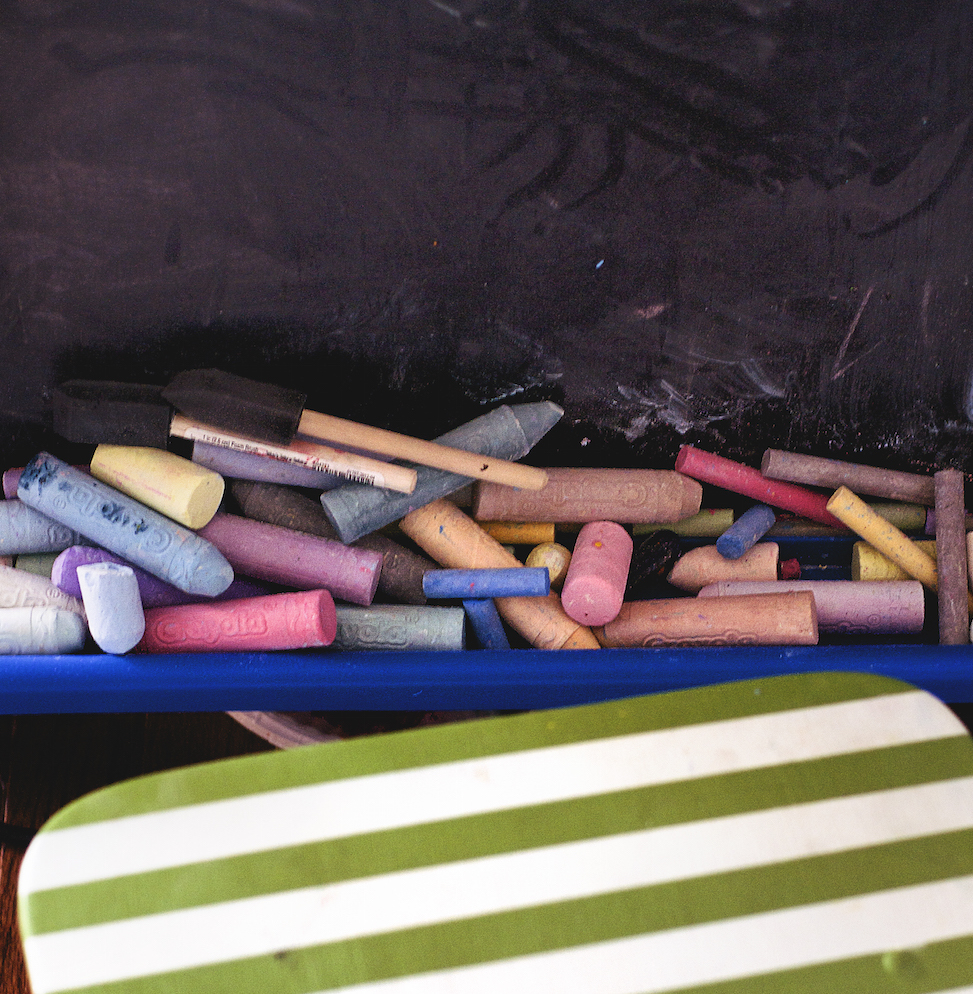 Chalk, seth's studio, germantown, maryland