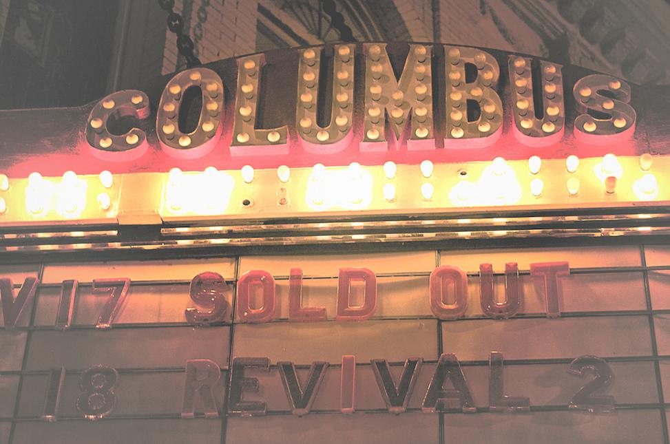 Columbus Theatre, providence, rhode island