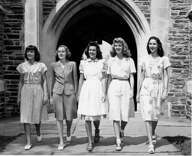women, the connoisseurs, duke university, memphis, tennessee