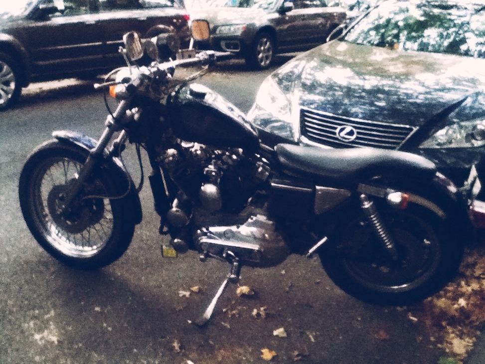 Harley Davidson, Brooklyn, New York