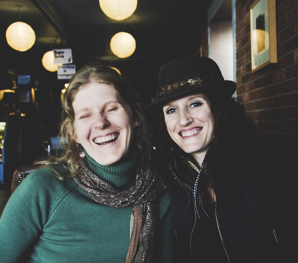 Jeannine + Sarah, Asheville, North Carolina