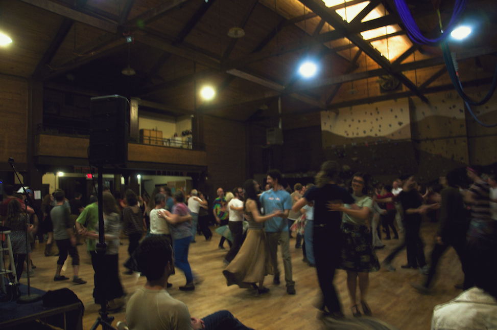 Old Farmers Ball, asheville, north carolina