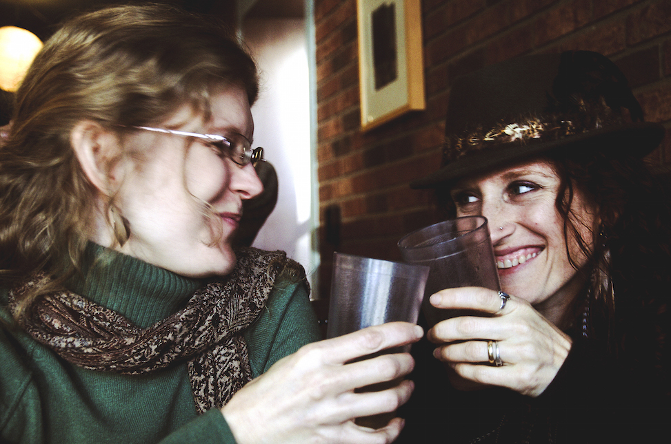 Sarah + Jeannine, Asheville, North Carolina