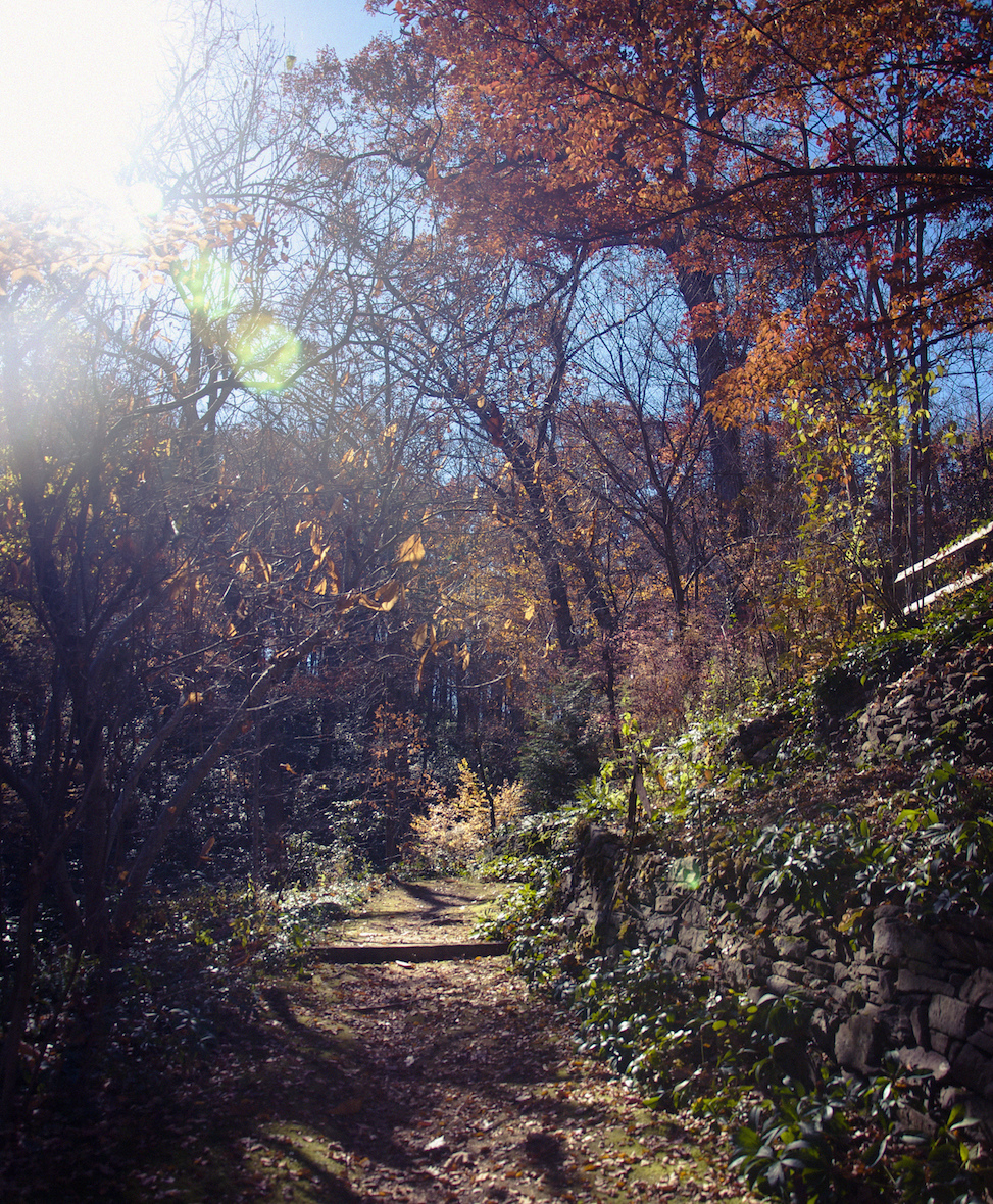 The Greenway, Asheville, North Carolina