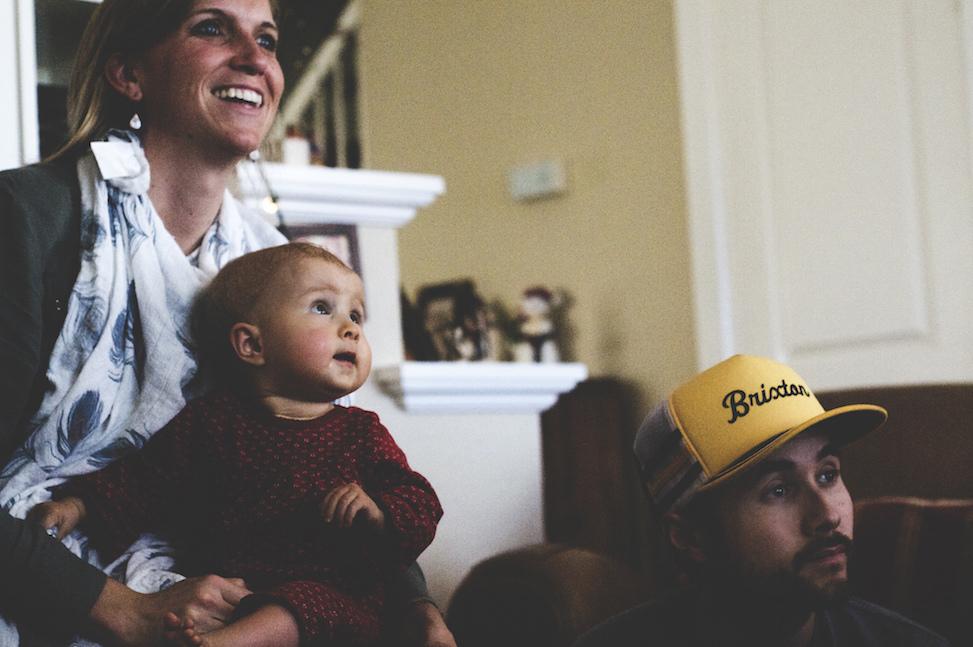 Family, San Diego, California
