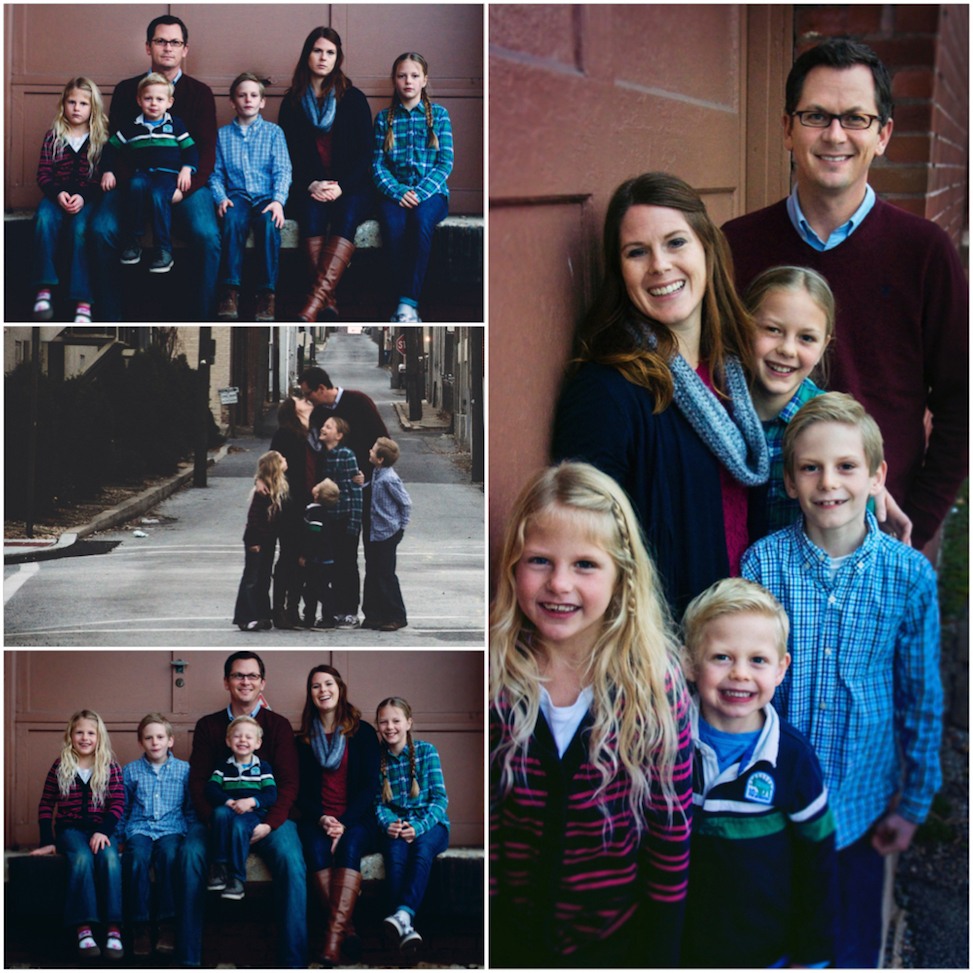 Frese family portrait, Lancaster, pennsylvania