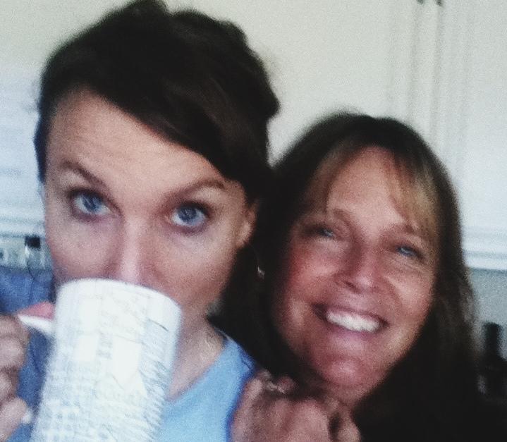 Me + Mom, San Diego, California