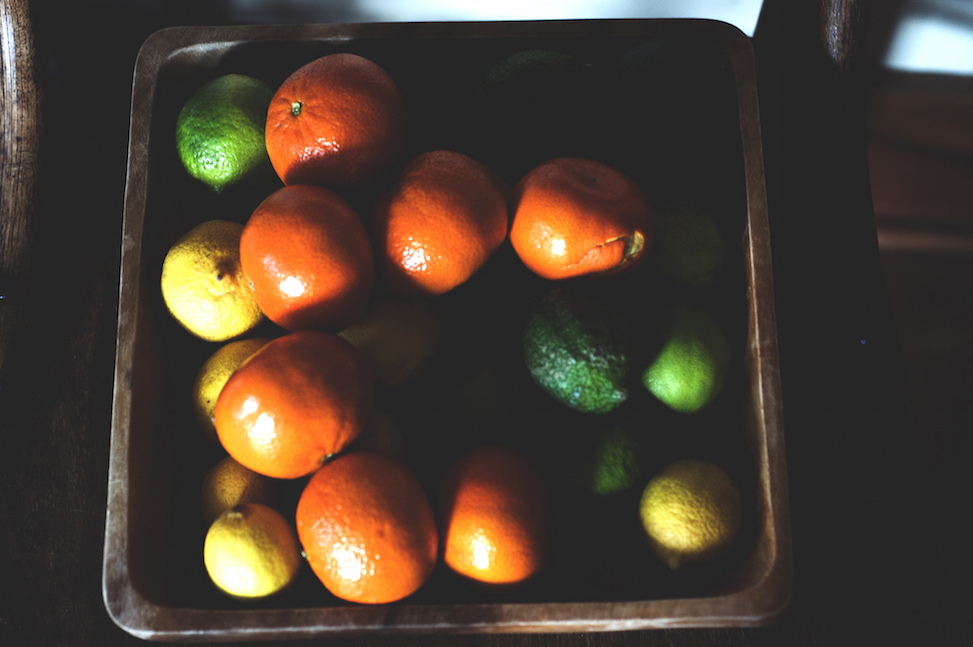 Citrus, lucila's house, san diego, california