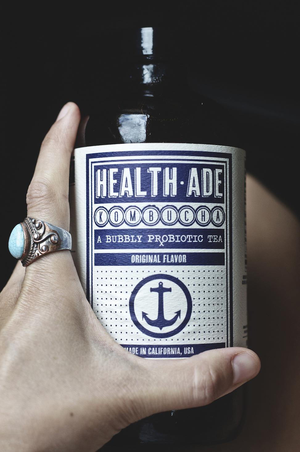 Health ade kombucha, gardena, california