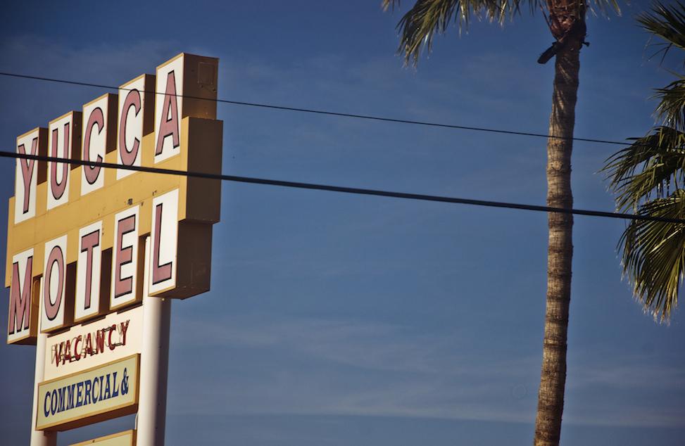 Yucca motel, gila bend, arizona