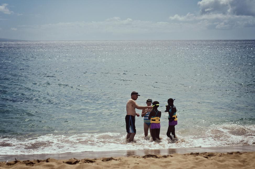 Airport Beach, lahaina, hawaii