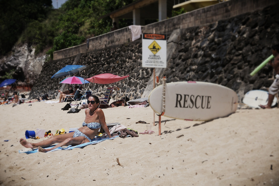 Ho'okipa Beach Park, paia, hawaii
