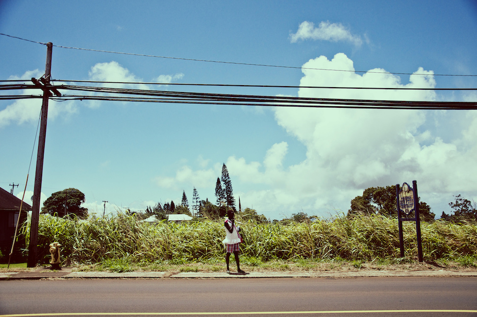 Makawao Avenue, makawao, hawaii