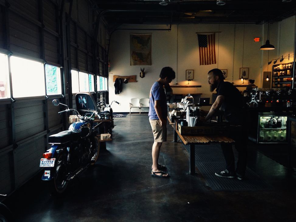 Barista Parlor, East Nashville, Tennessee