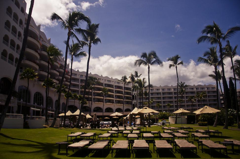 Fairmont Kea Lani, Wailea, Hawaii